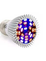 preiswerte -28 W Wachsende Glühbirne 800 lm E26 / E27 28 LED-Perlen SMD 5730 Dekorativ Mehrere Farben 85-265 V, 1pc