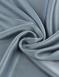 baratos -Cetim Cor Única Elástico 138 cm largura tecido para Vestuário e Moda vendido pelo 0,1 m