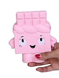 Недорогие -Резиновые игрушки Продукты питания Декомпрессионные игрушки Поли уретан Все Игрушки Подарок