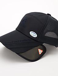 ราคาถูก -ทุกเพศ สีพื้น พื้นฐาน - หมวกเบสบอล / ดวงอาทิตย์หมวก