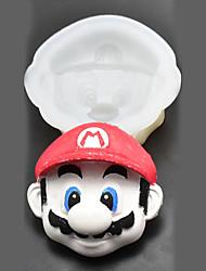 povoljno -2pcs Silikon Kreativna kuhinja gadget Nova kuhinjska oprema Alati za desert Bakeware alati