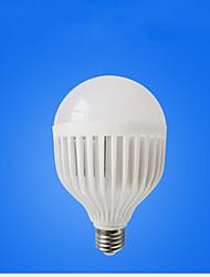 hesapli -9 W LED Küre Ampuller 410-510 lm E26 / E27 25 LED Boncuklar SMD 5730 Acil Serin Beyaz 220-240 V, 1pc