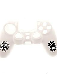 Недорогие -PS4 чемпионат мира по футболу юбилейные силиконовые ручки крышка игрового контроллера чехол протектор для PS4