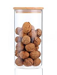 preiswerte -Gute Qualität mit Glas Konservieren & Einmachen Für den täglichen Einsatz Küche Lager 2 pcs