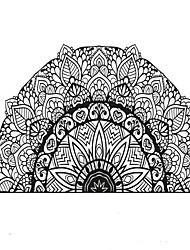 Недорогие -Декоративные наклейки на стены - Простые наклейки Арабеска / Религиозная тематика Гостиная / Спальня