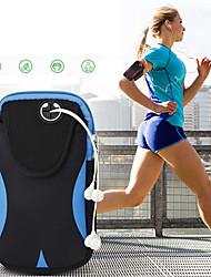 Недорогие -сумка талия мужская и женская путешествия двойная спортивная водонепроницаемая регулируемая сумка карманы 6 дюймов