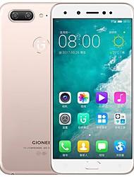 "Недорогие -GIONEE s10 5.5 дюймовый "" 4G смартфоны ( 6GB + 64Гб 16 + 8 mp MediaTek Helio P25 3450 mAh mAh )"
