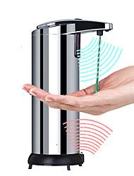 Недорогие -Дозатор для мыла Автоматический Нержавеющая сталь 250 L