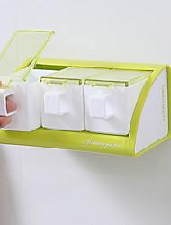 preiswerte -Gute Qualität mit Kunststoff Mixer & Mühlen Neuheiten für die Küche Küche Lager 2 pcs