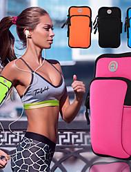 Недорогие -неопреновый пакет на открытом воздухе дайвинг спорт фитнес-сумка для мобильного телефона водонепроницаемый унисекс 6 дюймов или меньше