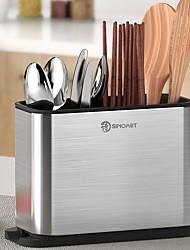 Недорогие -Высокое качество с Нержавеющая сталь Столовые приборы Необычные гаджеты для кухни Кухня Место хранения 3 pcs
