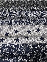 povoljno -Dzsörzé Cvjetnih Uzorak 150 cm širina tkanina za Posebne prilike prodan od Metar