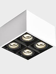 levne -ZHISHU 1 sada 30 W 1500 lm 1 LED korálky Snadná instalace Nový design LED spodní osvětlení Inteligentní světla Teplá bílá Chladná bílá 220-240 V 110-120 V Průmyslový Domácnost / Kancelář Obývák