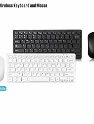 Недорогие -LITBest GKM901 Беспроводная 2.4GHz Мышь Клавиатура Комбо Мини / Для офиса номер клавиатуры Цифровая клавиатура Управление мышью 1200 dpi