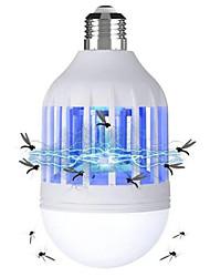Недорогие -E27 привело комаров ошибка молнии лампы летающих насекомых моли убийца лампа