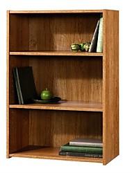 Недорогие -современный 3-х полочный книжный шкаф с 2 регулируемыми полками - сделано в США