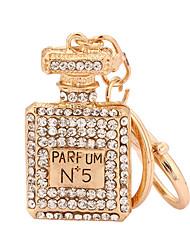 Недорогие -Брелок Бутылка Мода Модные кольца Бижутерия Розовое золото Назначение Повседневные