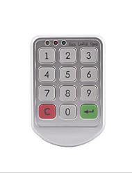 Недорогие -PW206 Кодовый замок пластик Разблокировка пароля для Для дверного проема / Для спортивного зала