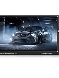 Недорогие -7 дюймовый Автомобильный MP5-плеер Сенсорный экран для Универсальный Поддержка MPEG / AVI / MOV MP3 / WMA / WAV JPG
