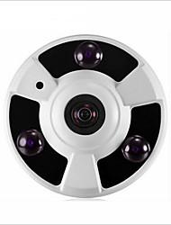 Недорогие -ahd-1080p 2 миллиона ahd коаксиальный широкоугольный панорамный фотоаппарат высокой четкости 360-градусный мониторинг с имитацией датчика «рыбий глаз»