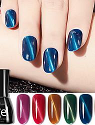 levne -Lak na nehty UV gel 1 pcs stylové / Luxus Namočte off Dlouhotrvající Denní nošení / Festival stylové / Luxus Módní design