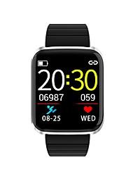 Недорогие -Vo362D Smart Watch BT Поддержка фитнес-трекер уведомления и пульсометр полный изогнутый экран SmartWatch для мобильных телефонов Android / Iphone