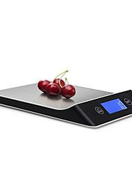 Недорогие -5g-10kg цифровые весы инструмент для приготовления пищи из нержавеющей стали электронные весы ЖК-дисплей кухонные весы