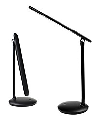 Недорогие -1шт LED Night Light / Книжный свет Теплый белый + белый USB Безопасность / Перезаряжаемый / Читая книгу 5 V