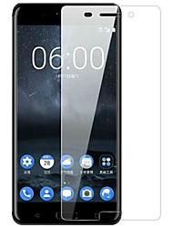 Недорогие -3шт HD закаленное стекло защитная пленка для Nokia 6/5/7/2/3/6 (2018) /5.1/8/8 sirocco / x6