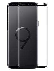 abordables -Protector de pantalla para Samsung Galaxy S9 Vidrio Templado 1 pieza Protector de Pantalla Frontal Alta definición (HD) / Dureza 9H / A prueba de explosión