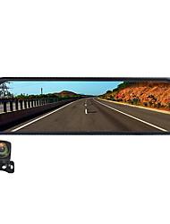 Недорогие -T6 Противо-туманное покрытие Автомобильный видеорегистратор 170° Широкий угол 3.8 дюймовый Капюшон с Ночное видение / Циклическая запись / Anti-Shake Автомобильный рекордер