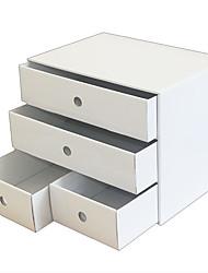 preiswerte -Textil Non Toxic / Kinderschutz / Herausnehmbare Drawears Zuhause Organisation, 1 Stück Sortierboxen / Schreibtischzubehör
