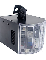お買い得  -1セット 15 W LEDビーズ リモートコントロール 調光可能 取り付けやすい LED舞台照明 LEDスポットライト ランダムカラー 100-240 V ステージ