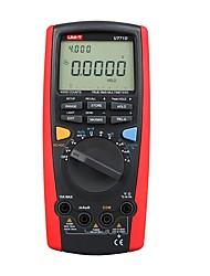 Недорогие -новый цифровой мультиметр uni-t ut71d жк-профессионал переменный ток вольт усилитель ом гц темп. мультиметр авто дальность истинно действующее значение