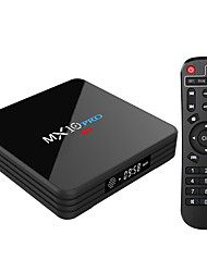 abordables -MX10 PRO Android 4.4 / Android 7.1 RK3328 4GB 32GB Quad Core