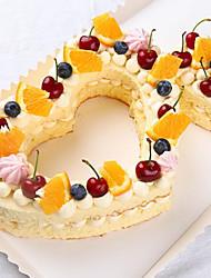 Недорогие -3шт пластик День Святого Валентина Торты Формы для пирожных Инструменты для выпечки
