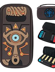 Недорогие -сумка для хранения переключателя Nintendo защищает жесткий чехол ева чемодан для переноски