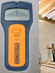 abordables -Los detectores de metal de 3 en 1 detector de pernos de metal encuentran el voltaje de corriente alterna detectan el escáner de pared detrás de la pantalla lcd de pared