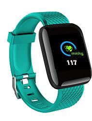 Недорогие -D13 Smart Watch BT Поддержка фитнес-трекер уведомлять / пульсометр спортивные умные часы, совместимые с iphone / Samsung / Android телефонов