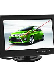 Недорогие -Muzili MZ43X 4,3-дюймовый цветной TFT LCD 480 x 272 автомобиля монитор заднего вида автомобиля авто автомобиль заднего обзора заднего парковки для камеры DVD VCD