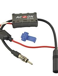 Недорогие -cs317 высококачественные транспортные средства автомобильная радиостанция fm антенна усилитель сигнала усилитель