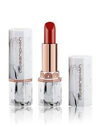 저렴한 -립스틱 매트 립스틱 10 색 섹시한 붉은 갈색 안료 메이크업 매트 립스틱 아름다움 입술