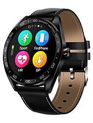 Недорогие -BoZhuo K7 Мужчина женщина Смарт Часы Android iOS Bluetooth Водонепроницаемый Пульсомер Измерение кровяного давления Израсходовано калорий Информация