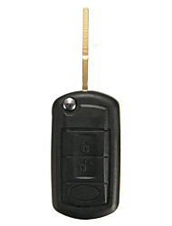 Недорогие -3 кнопки складной дистанционный брелок 315 МГц чип id46 для Land Rover Range Rover 02-06