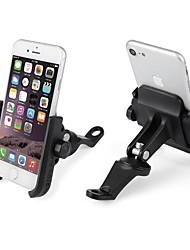 Недорогие -держатель телефона мотоцикла алюминиевого сплава сотовый телефон держателя держателя gps телефона крепление кронштейна телефона