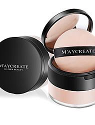 billige -1 pcs 3 farver Daglig makeup Let at bære / Dame Tør Længerevarende / Ujævn hud / Afslappet / Hverdag Mode Makeup Kosmetiske Plejemidler