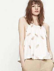 olcso -Női Póló - Grafika Fehér US8