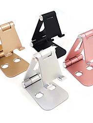 halpa -alumiiniseoskotelon taitettava, säädettävä pidike / sängyn kiinnitysteline puhelimen tabletti