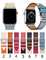 Недорогие -SmartWatch Band для серии Apple Watch 4/3/2/1 классический пряжка ремешок iwatch один круг