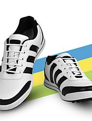 Недорогие -TTYGJ Муж. Обувь для игры в гольф Водонепроницаемость Удобный Гольф Осень Весна
